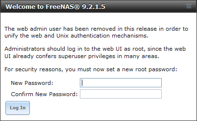 FreeNAS 9 2 1 5 setup - FreeNAS using Active Directory Wiki