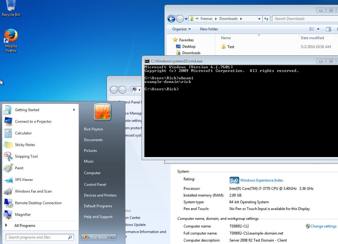How-To] Properly setup FreeNAS 9 2 1 5 to use Active Directory